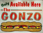 Exclusively at Pastore's - The Gonzo